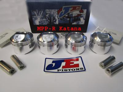 JE Pistons Kit Suzuki 1000 Gs